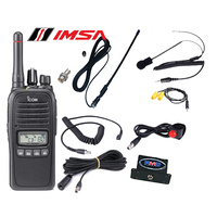 IMSA Race car driver communication system
