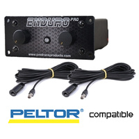 Enduro Pro intercom Peltor system