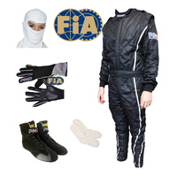 FIA 3 Layer Race suit track package