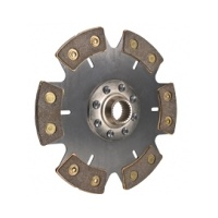 Kennedy 200mm 6 Puck Clutch plate