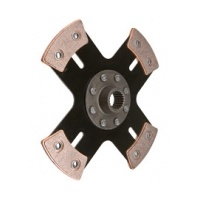 "Kennedy 9"" 4 Puck Clutch plate"