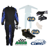 Off road racing apparel pack CAMS & AASA FIA