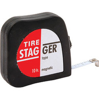 Tyre Stagger measurming tape 10ft