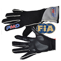 FIA Approved PMD Race gloves - Outer stitched - super grip