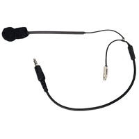 PMD Enduro Pro noise cancelling helmet headset earbud config
