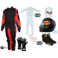 SA2020 SFI3.2a1 Speedway driver package