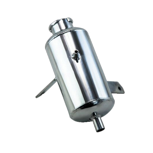 Alloy Polished water tank & oil catch can