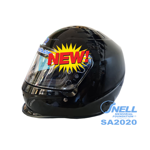 SA2020 PMD Composite full face helmet [Size: small]