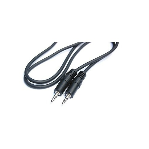 3.5mm radio patch lead